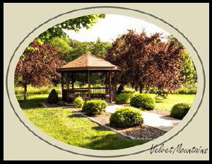 Picture of the Gazebo at The Hills At Avery's  Creek