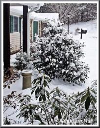 2nd Snow 2014