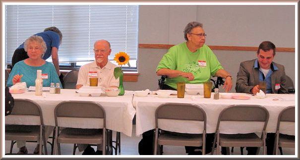 Quarterly Meeting 6-2014