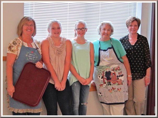 Avery's Creek Community Creek Club Ladies